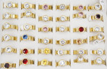 36-RVS-Ringen-Goud-Kleurig-met-Glinsterende-Zirkonia