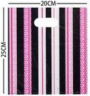 100-Stuks-Plastic-draagtas-met-gestanste-handgrepen-H25cm-x-B20cm