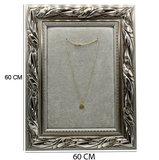 Display Frame met Gouden Scharnieren 60x60 cm_