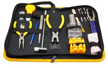 Horloges Complete tool kit - R'DEER TOOL BOX
