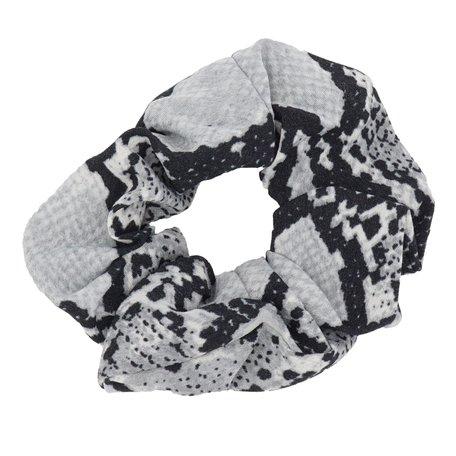 Scrunchie Snake Skin