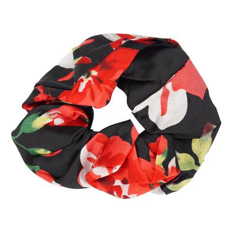 Scrunchie Bloemen