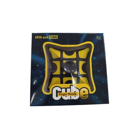 Fidget Toy Cube Finger Puzzle