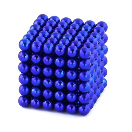 216 Magneet balls Blauw