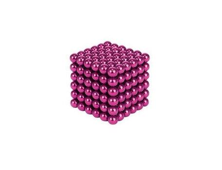 216 Magneet balls hot pink