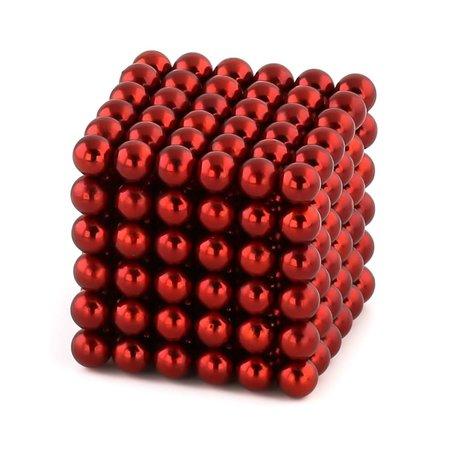 216 Magneet balls Rood