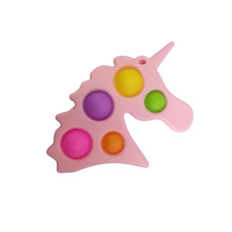 5 Kleurig Unicorn Roze