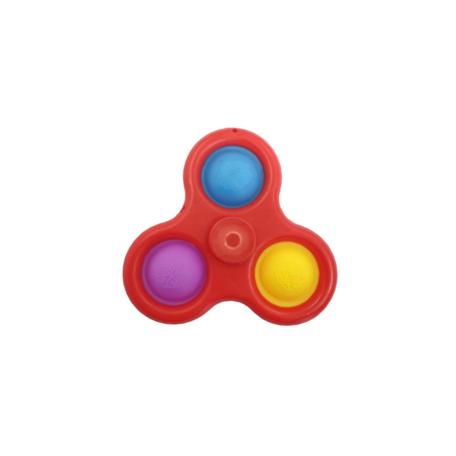 Spinner 3 Rood