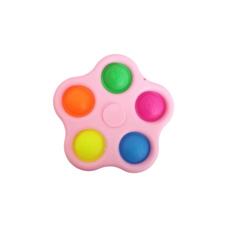 Spinner 5 Roze