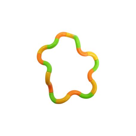 Fidget Twister Twist Oranje, Geel, Groen