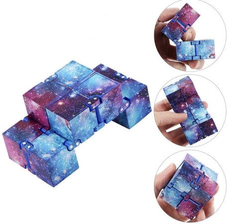 Infinity Cube Space Kleur multi