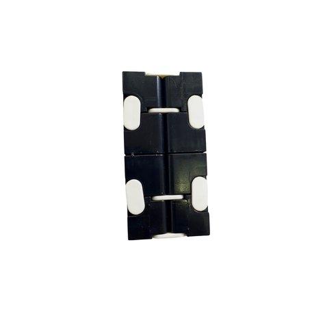 Infinity Cube Kleur Zwart & Wit