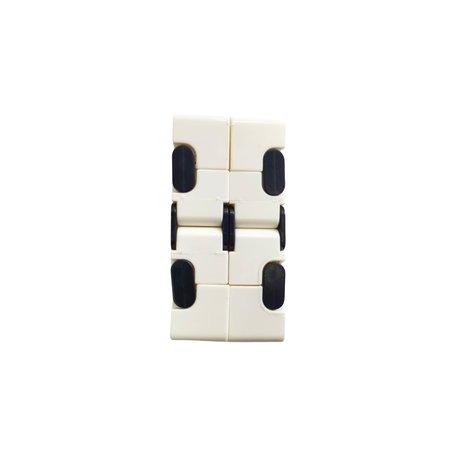 Infinity Cube Kleur Wit & Zwart