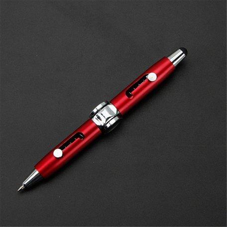 Fidget  Spinner Pen Kleur Rood