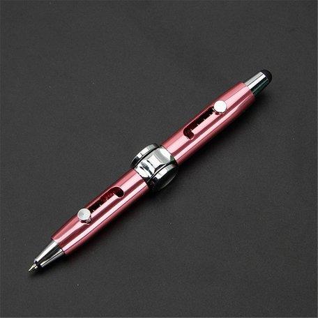 Fidget  Spinner Pen Kleur Roze