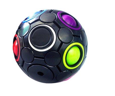 Fidget Ball Puzzle Zwart