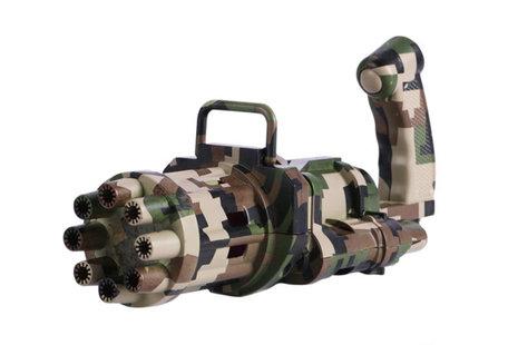 Bubble Machine Groen camouflage