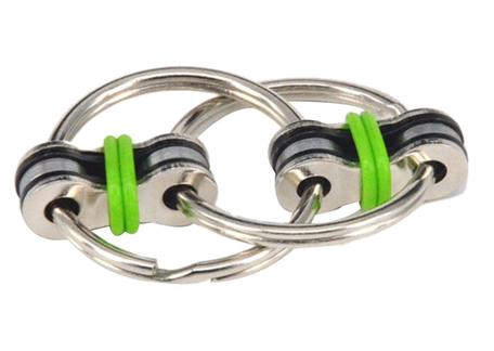 Fidget Ring Groen