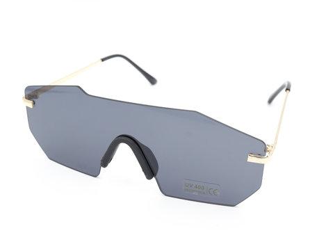 Snelle Planga - Vluchtige Planga Zonnebril - Zwart