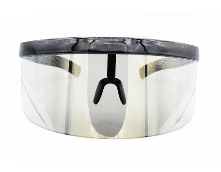 Snelle Planga XL - RoboCop Laskap - Zwart