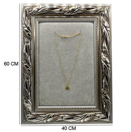 Display Frame met Gouden Scharnieren 40x60 cm