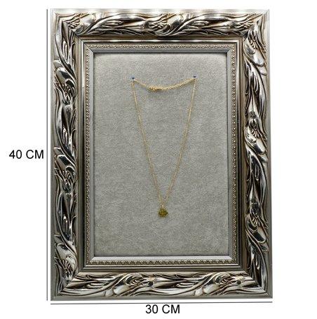 Display Frame met Gouden Scharnieren 40x30 cm