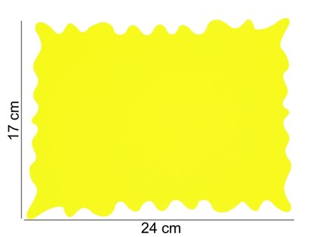 10 stuks Promotie Kaarten 24x17 cm