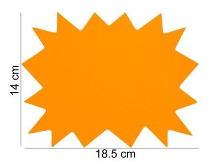 10 stuks Promotie Kaarten 18.5x14 cm