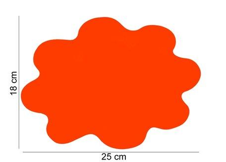 10 stuks Promotie Kaarten 25x18 cm