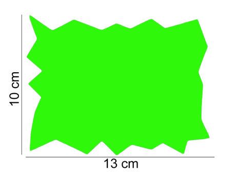 10 stuks Promotie Kaarten 13x10 cm
