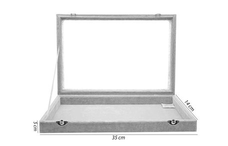 Sieraden Accessoires Display Koffer