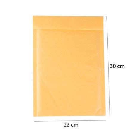 20 Stuks Luchtkussen Enveloppen zelfklevend (22x30)