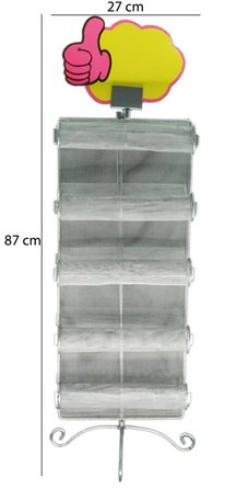 Display 10 Rollen voor Armbanden & Horloge molen 87 cm Hoog