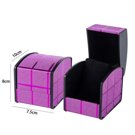Luxe Doosje Voor Armband of Horloge Roze