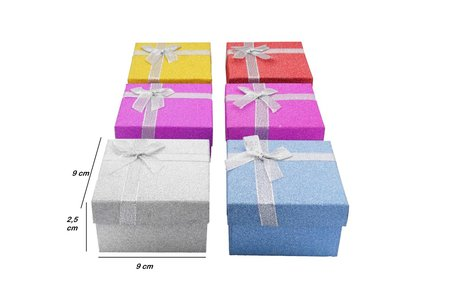 6 piece jewellery boxes for watches & bracelets