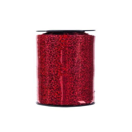 1 x Krullint Reflex Via Lattea 5 mm x 500 mtr., Kleur Rood
