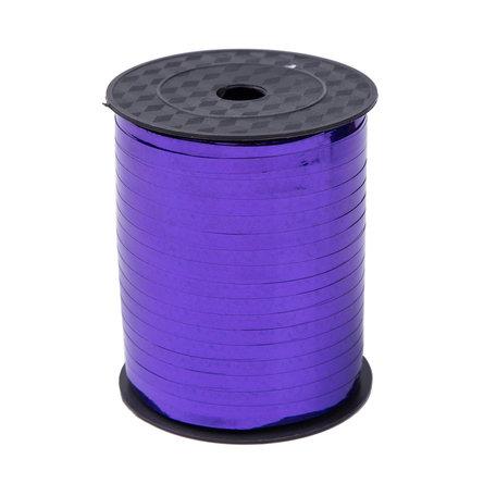 1 x Krullint Reflex Via Lattea 5 mm x 500 mtr., Kleur Paars