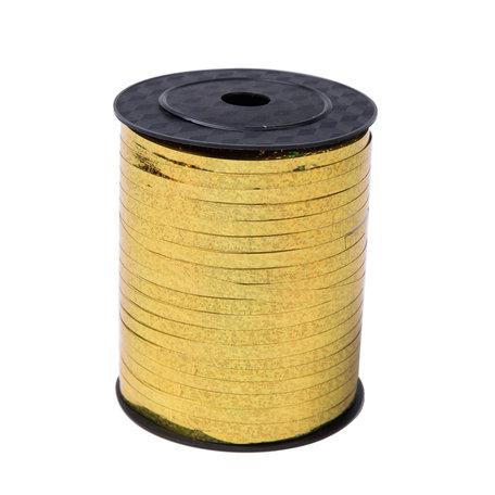 1 x Krullint Reflex Via Lattea 5 mm x 500 mtr., Kleur Goud