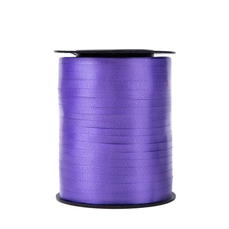 1 x Krullint 5 mm x 500 mtr., Kleur Paars