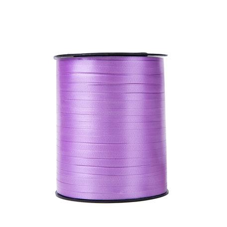 1 x Krullint 5 mm x 500 mtr., Kleur Licht Paars