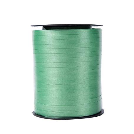 1 x Krullint 5 mm x 500 mtr., Kleur Groen
