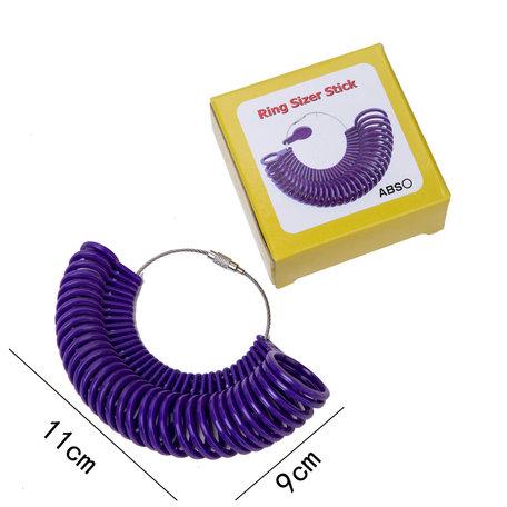 Ring Sizer Tool Display
