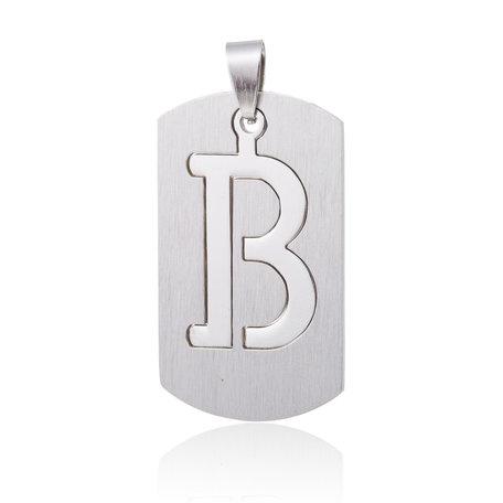 RVS Hanger Letter B STAINLESS STEEL