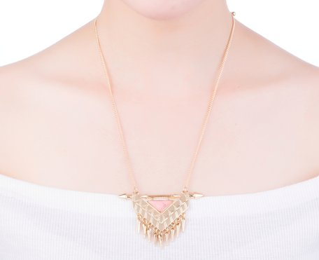 Statement Ketting - Gold Plated