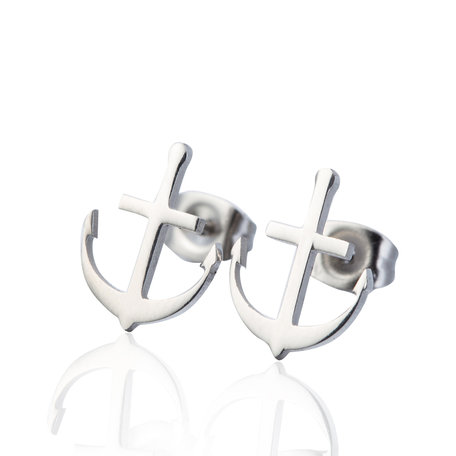Ear Studs RVS