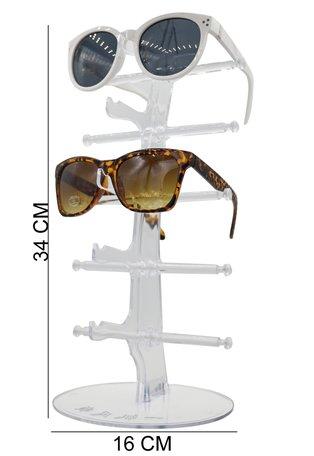 Displays Zonnebrillen voor 5 st