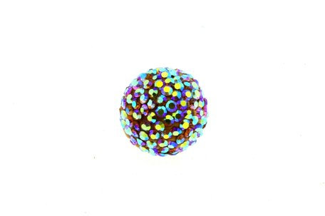 Rhinestone Soundball 20 MM