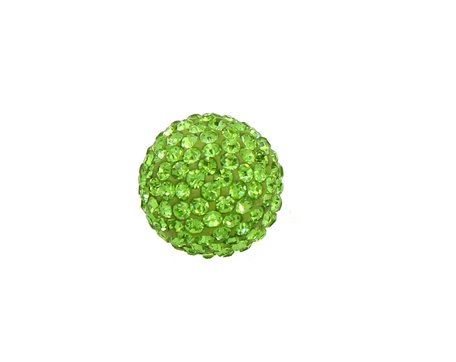 Rhinestone Soundball 16mm