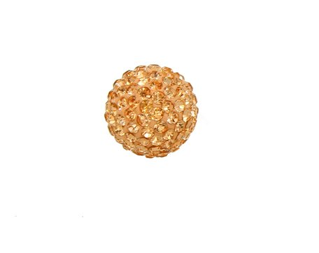 Rhinestone Soundball 20mm