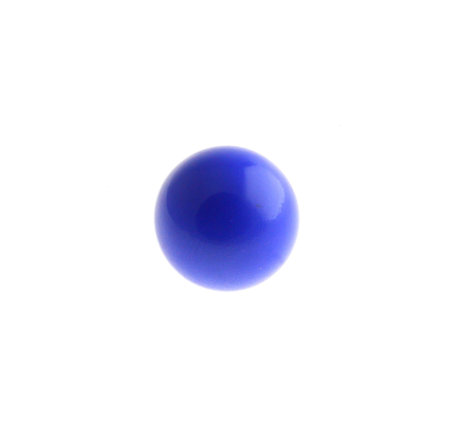 Klankbol 16mm Blauw